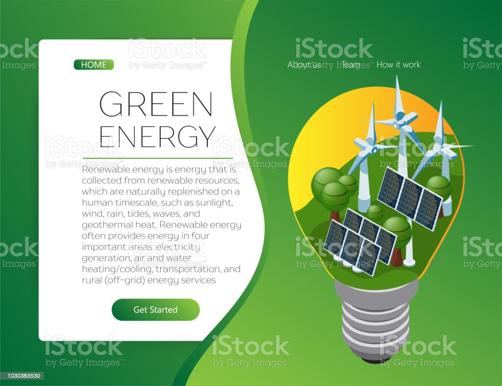 green it concept