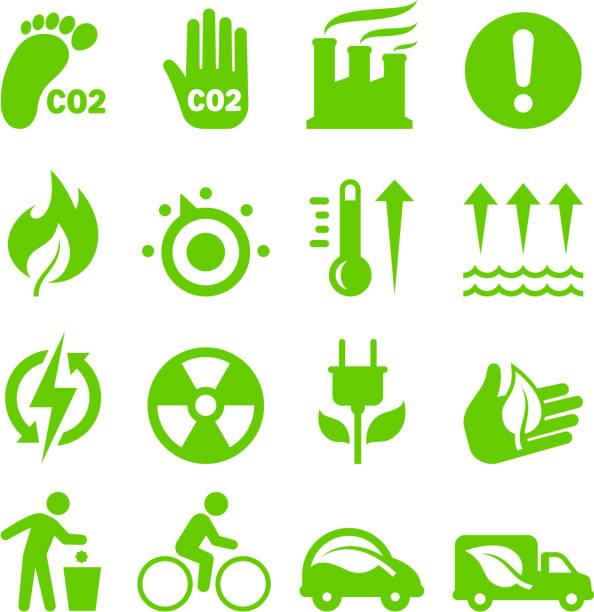 ilustrações de stock, clip art, desenhos animados e ícones de energia verde royalty free vector conjunto de ícones de interface - future hug