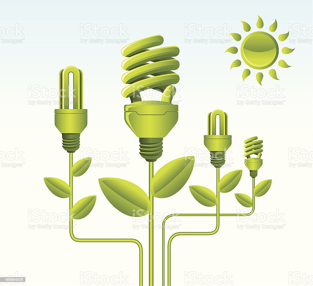 Green energy royalty-free green energy stock vector art & more images of concepts