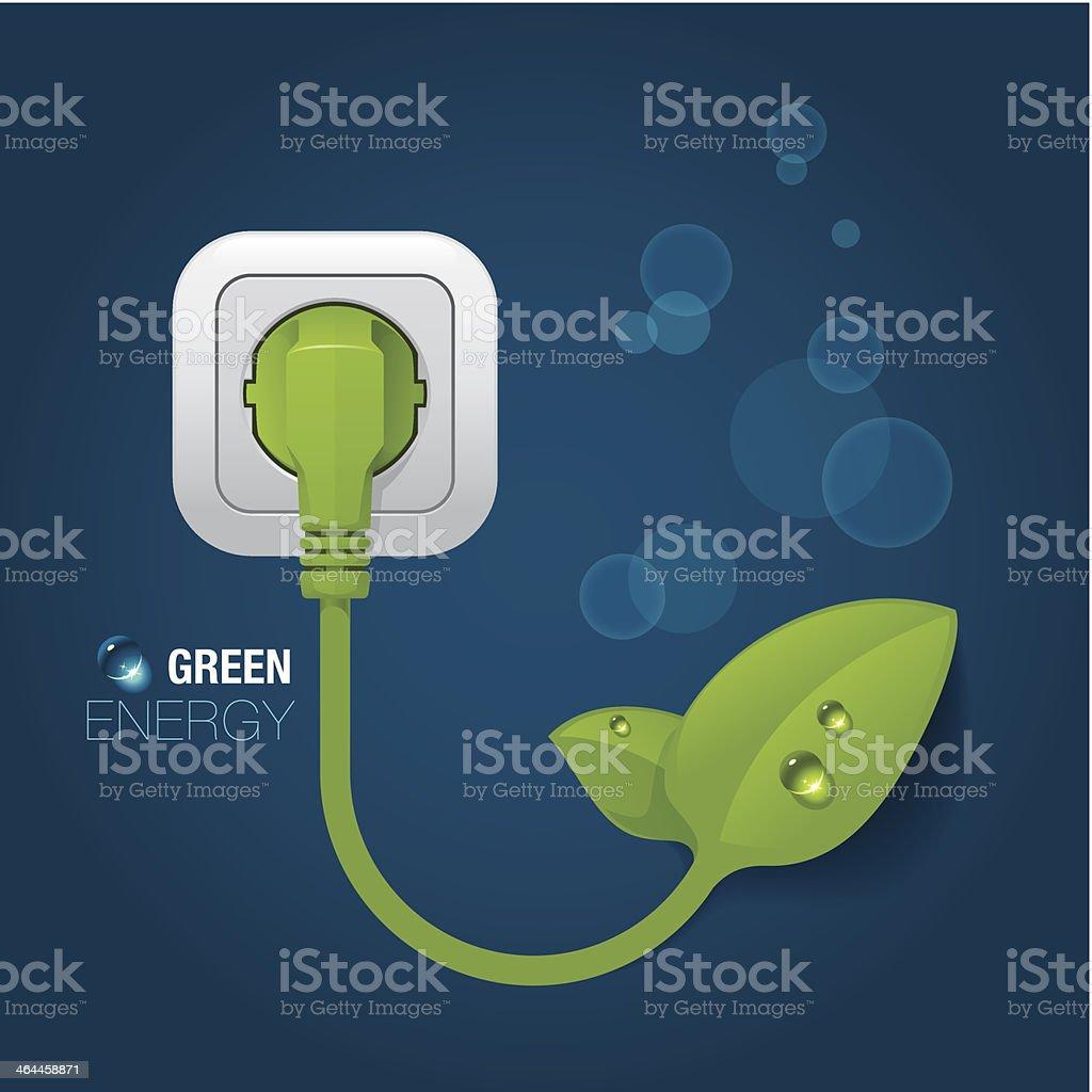 Green energy royalty-free green energy stock vector art & more images of alternative energy