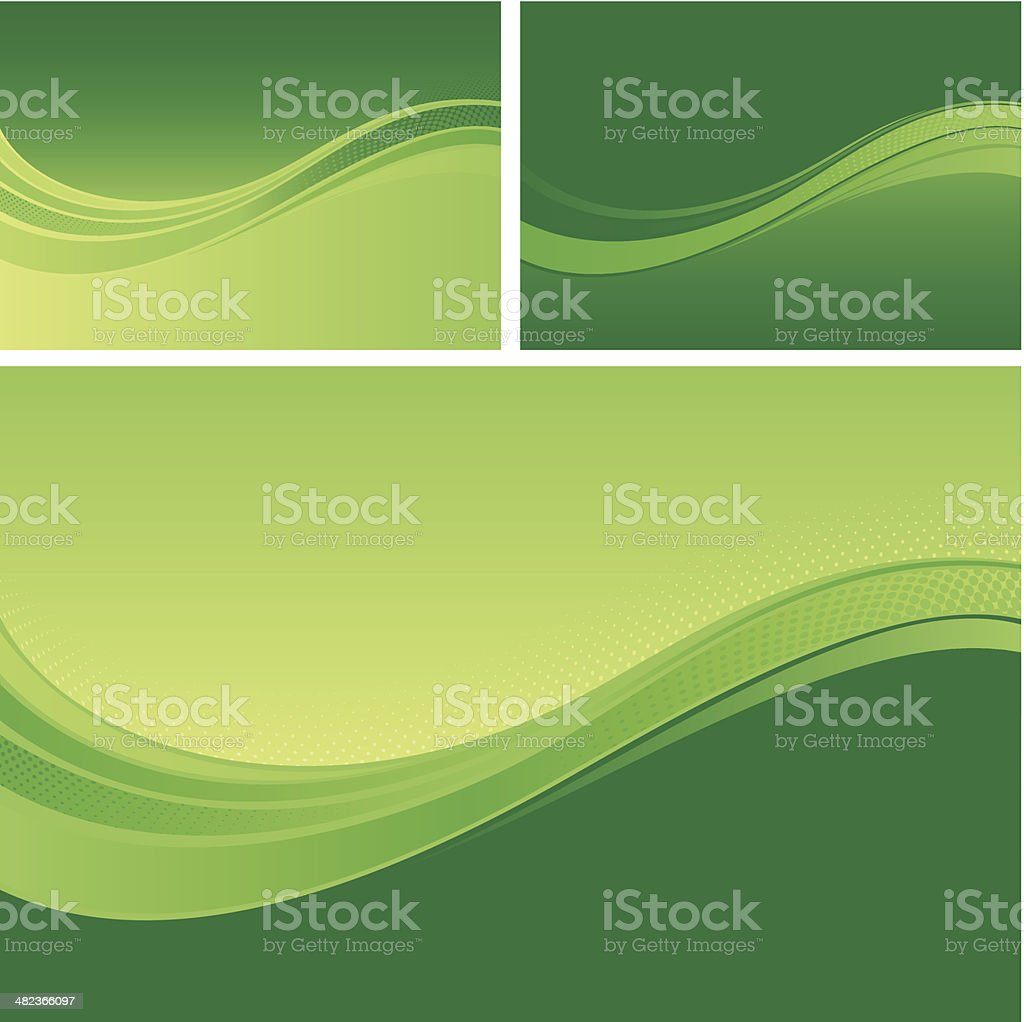 Green flow backgrounds royalty-free green flow backgrounds stock vector art & more images of abstract