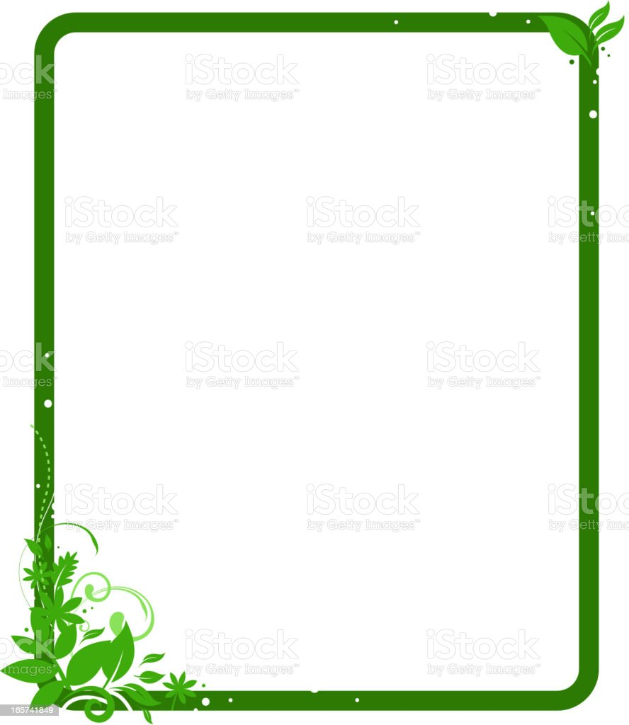 green frame royalty-free green frame stock vector art & more images of arts culture and entertainment