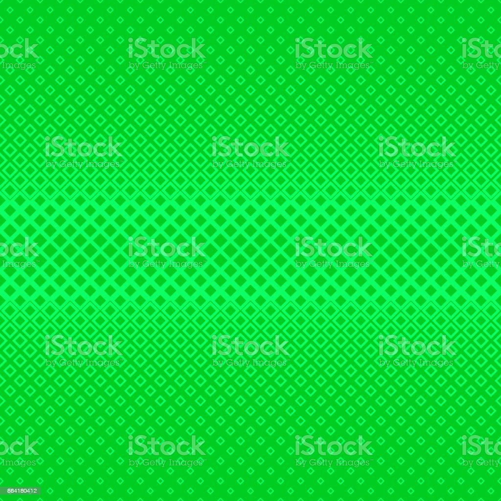 Green geometrical halftone square pattern background - vector illustration from squares in varying sizes royalty-free green geometrical halftone square pattern background vector illustration from squares in varying sizes stock vector art & more images of abstract