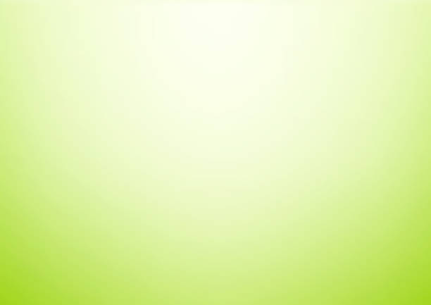 illustrazioni stock, clip art, cartoni animati e icone di tendenza di green gradient abstract background - verde