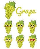 Green Grape Character