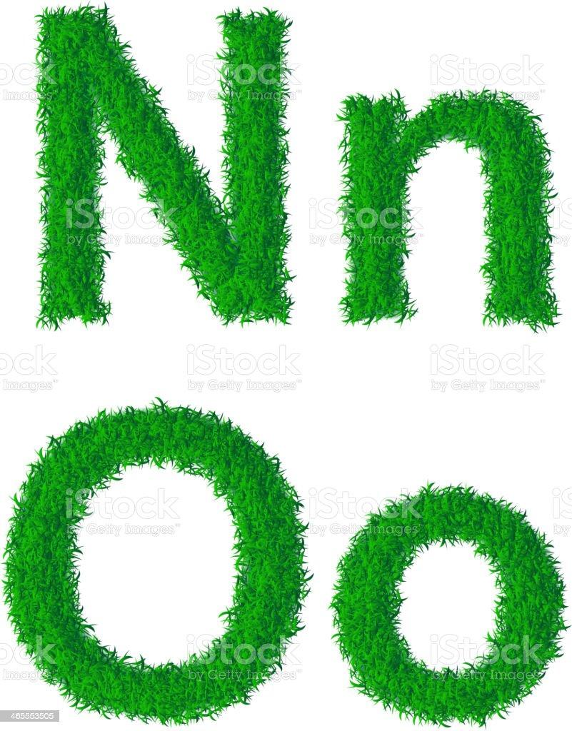 Green grass alphabet royalty-free green grass alphabet stock vector art & more images of abstract