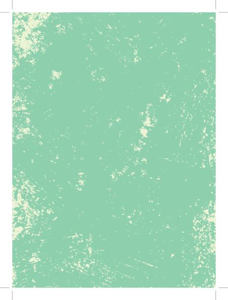 grüne grunge textur - kreide weiss stock-grafiken, -clipart, -cartoons und -symbole