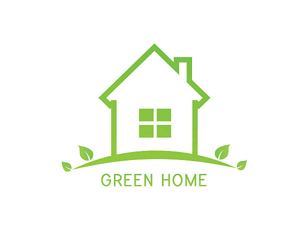 Royalty Free Sustainable Home Clip Art, Vector Images ...