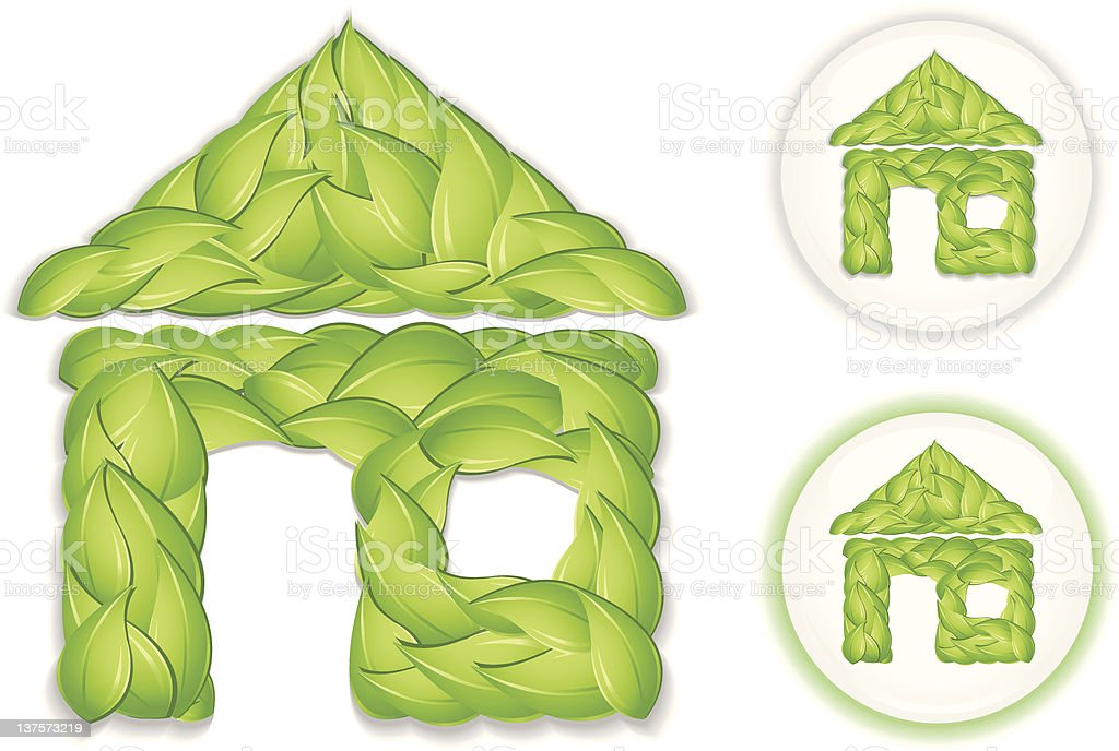 Green House royalty-free green house stock vector art & more images of environmental conservation