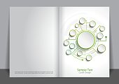 Green Label Cover design