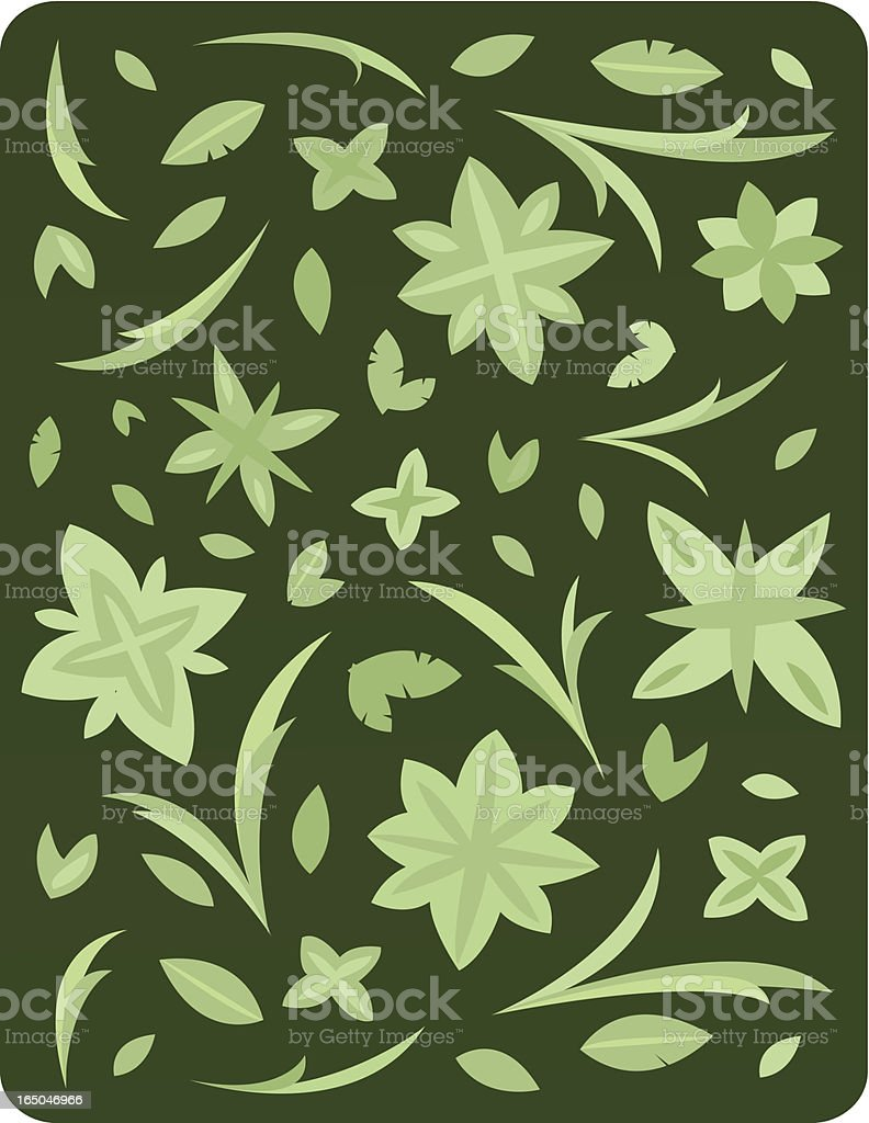 green leaves background royalty-free green leaves background stock vector art & more images of backgrounds