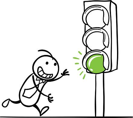 Green Light GO GO GO