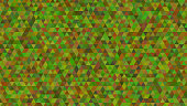 istock Green low poly background 1295972019