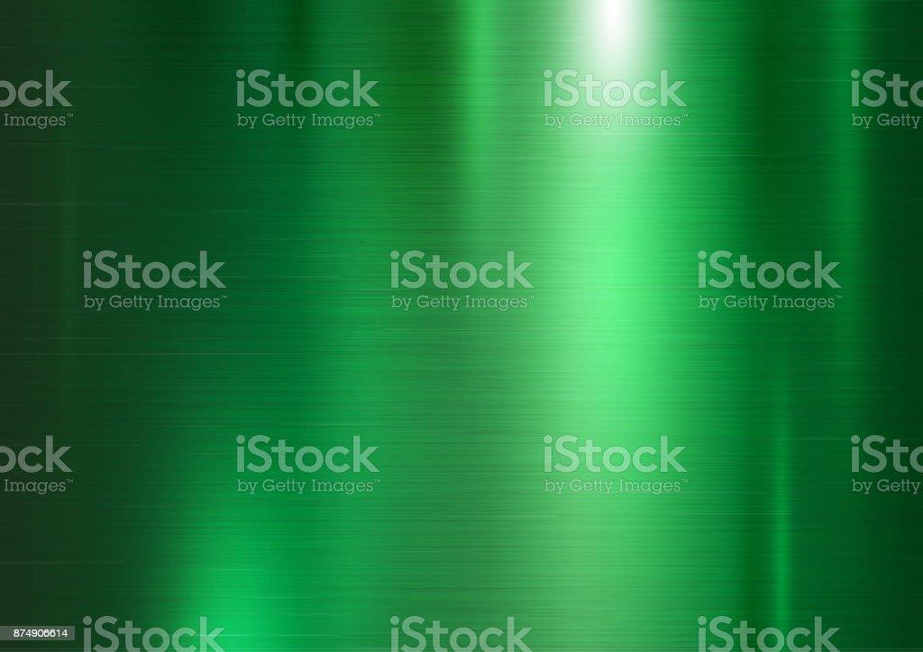 Green metal texture background vector illustration vector art illustration