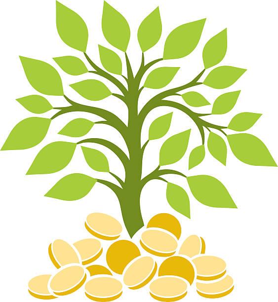 Money Tree Illustrations, Royalty-Free Vector Graphics ...