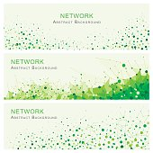 Green Network Banners