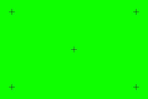 stockillustraties, clipart, cartoons en iconen met achtergrondsjabloon voor chroma-toets voor groen scherm voor uw ontwerp - green screen