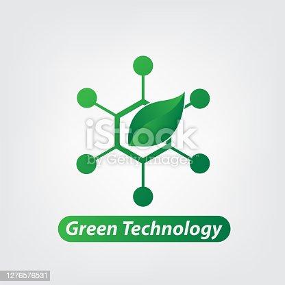 green technology. eps 10 vector file