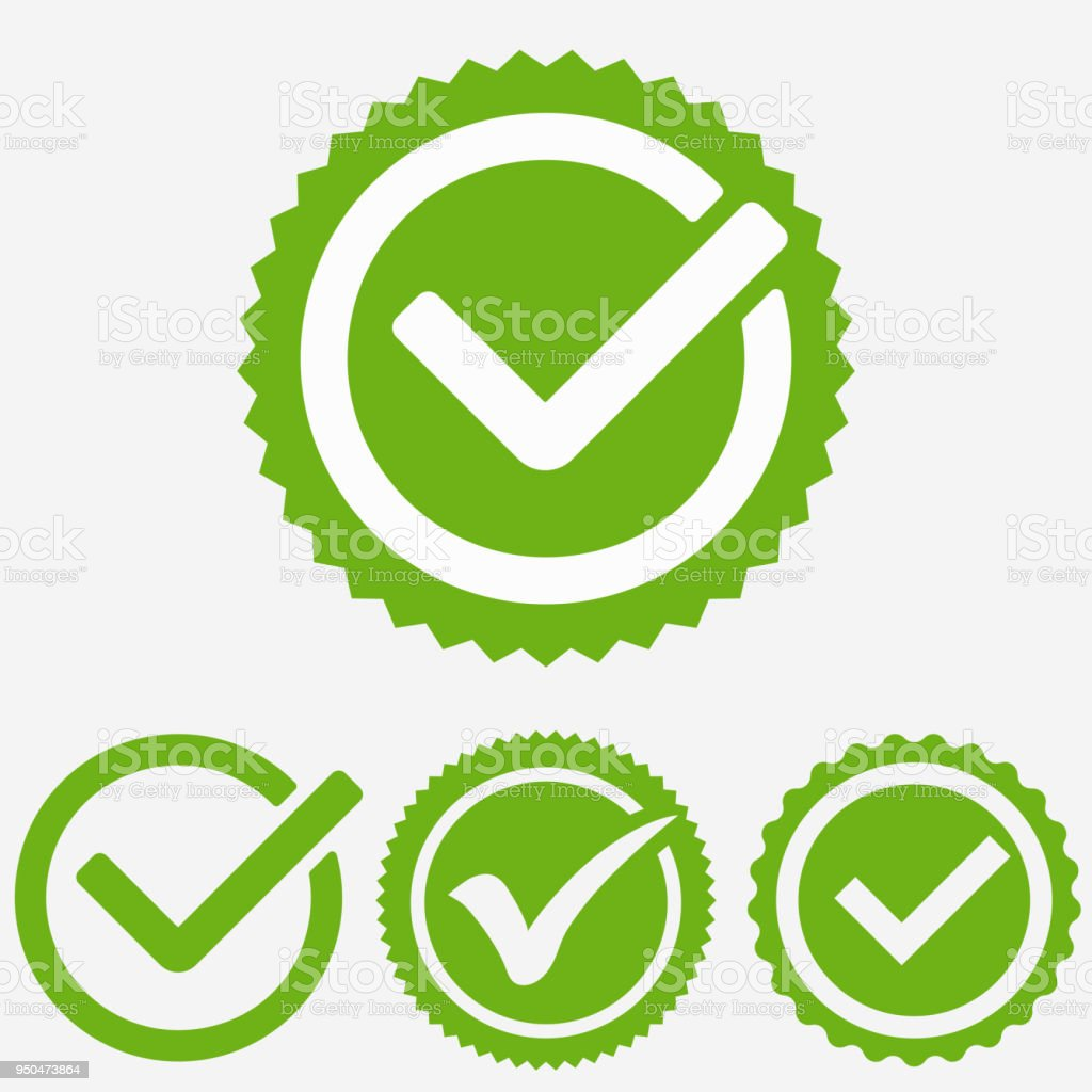 Green tick mark. Check mark icon. Tick sign. Green tick approval vector royalty-free green tick mark check mark icon tick sign green tick approval vector stock illustration - download image now