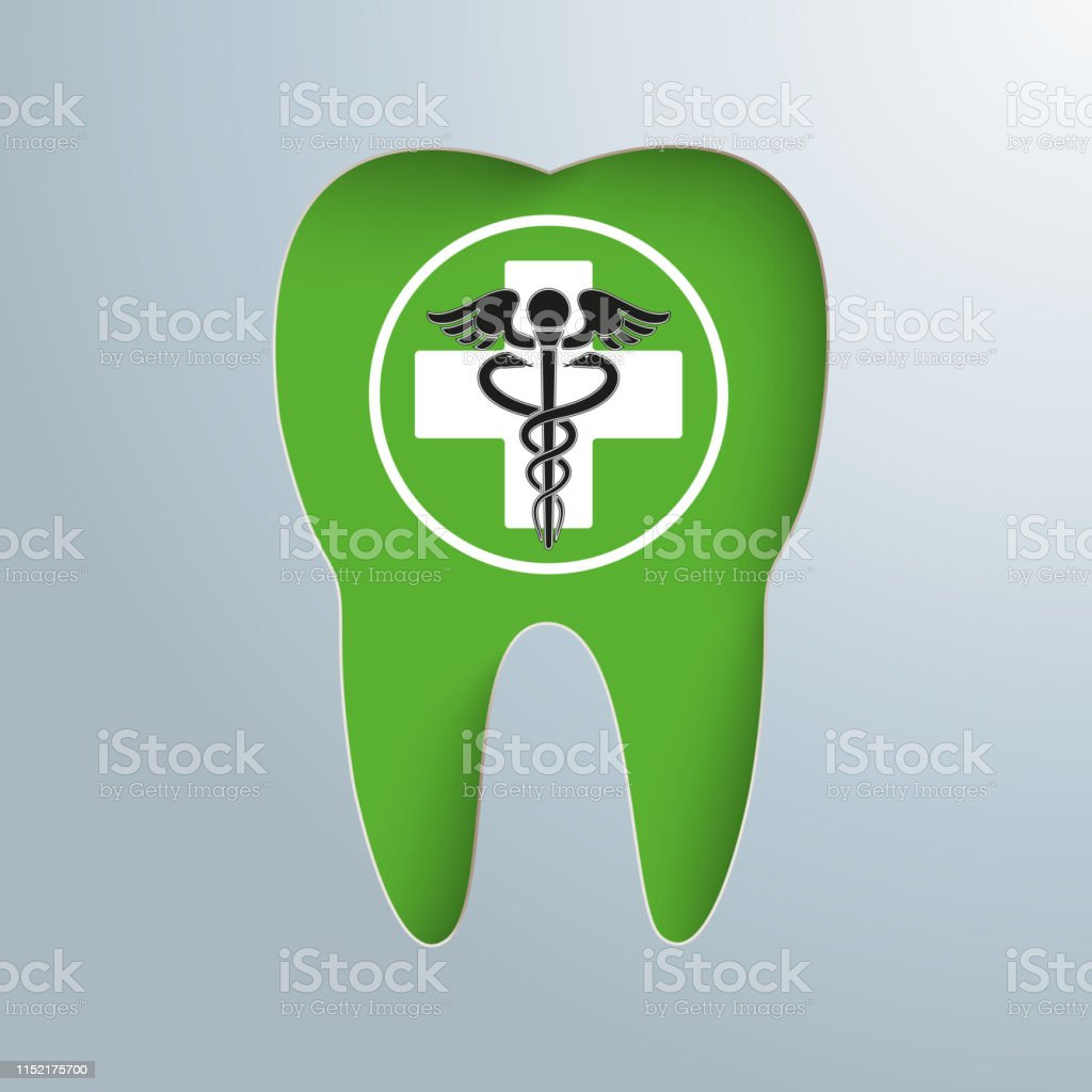 Hole white tooth Cavities/tooth decay