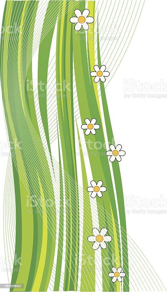 green wave – Vektorgrafik
