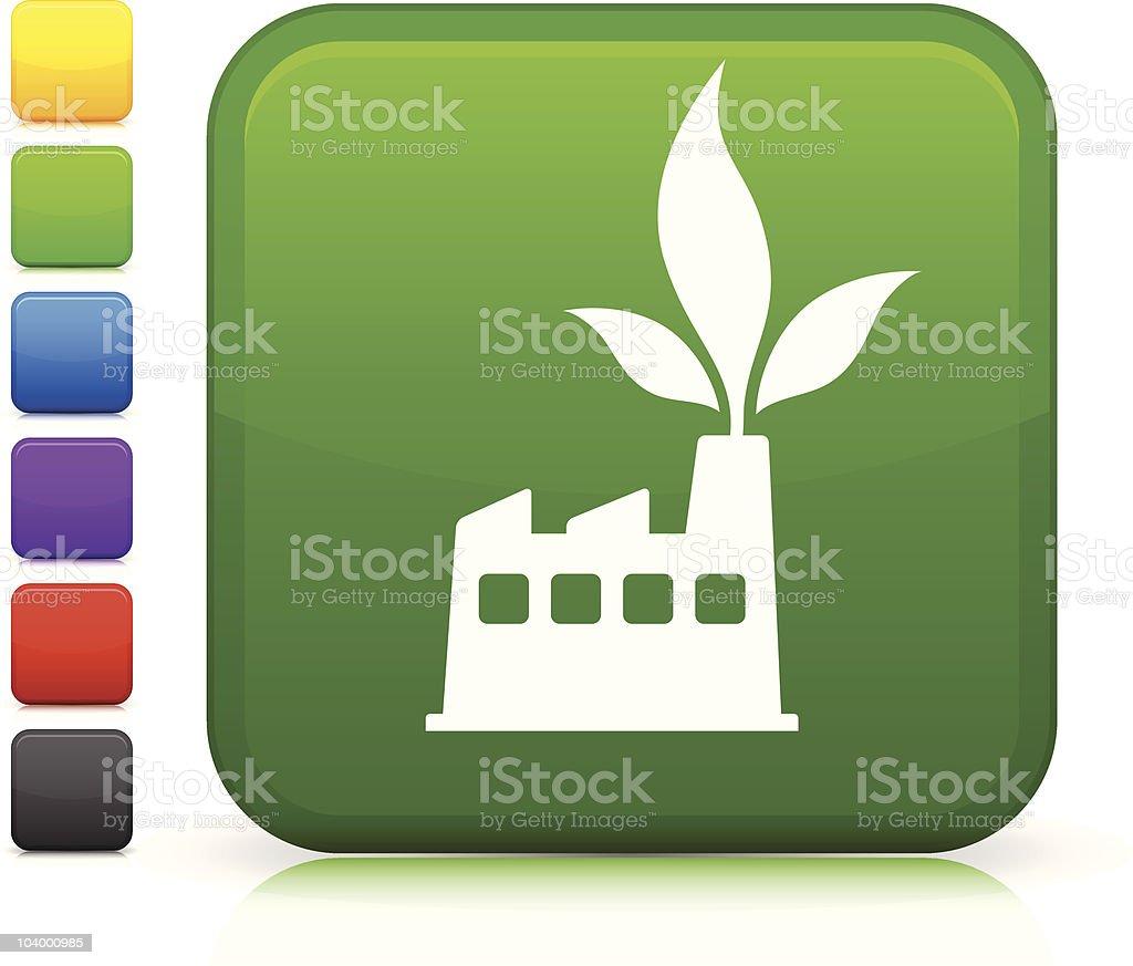 greener power square icon