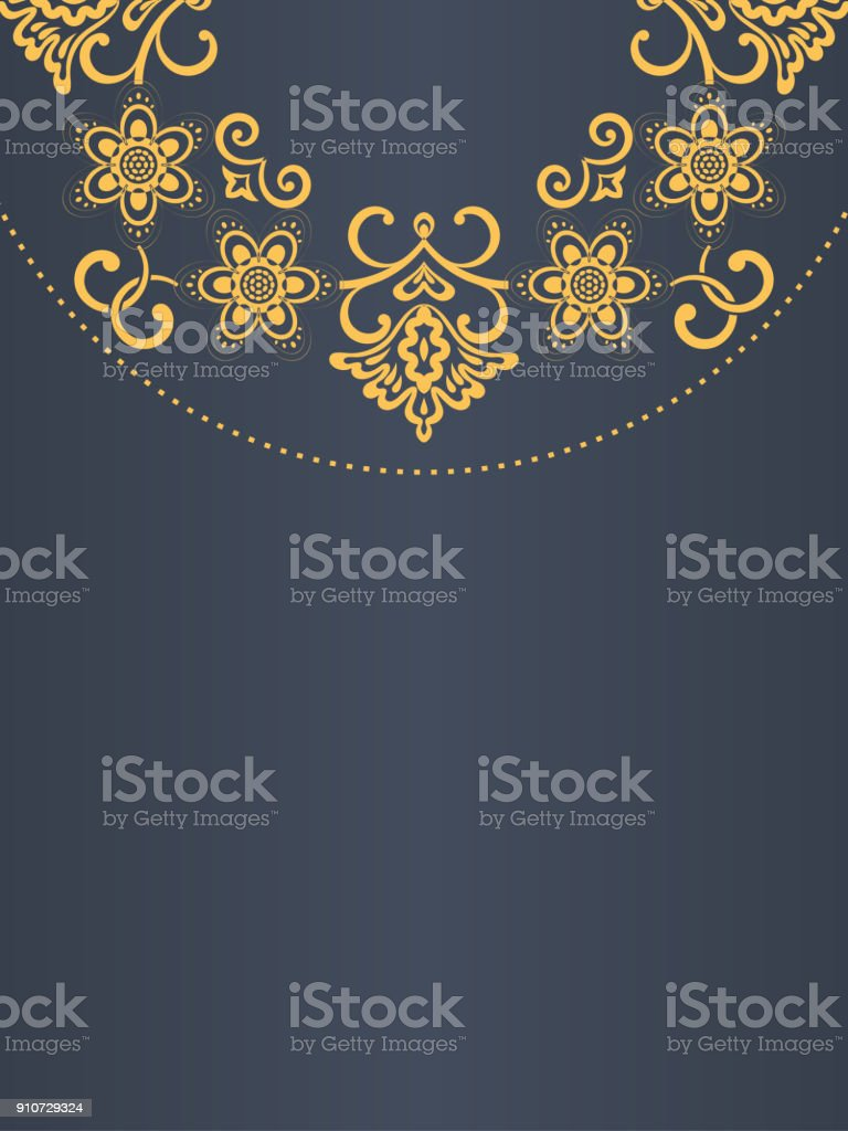 Greeting Card Background vector art illustration