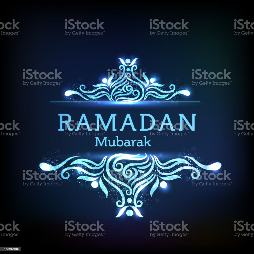 A greeting card for a ramadan celebration stock vector art more a greeting card for a ramadan celebration royalty free a greeting card for a ramadan kristyandbryce Image collections