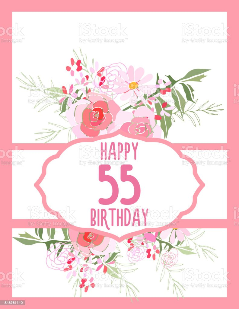 Greeting card for anniversary birthday stock vector art more greeting card for anniversary birthday royalty free greeting card for anniversary birthday stock vector art m4hsunfo
