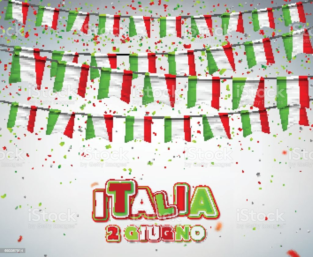 Greeting card for italian national celebration 2 of june italian greeting card for italian national celebration 2 of june italian republic holiday royalty m4hsunfo