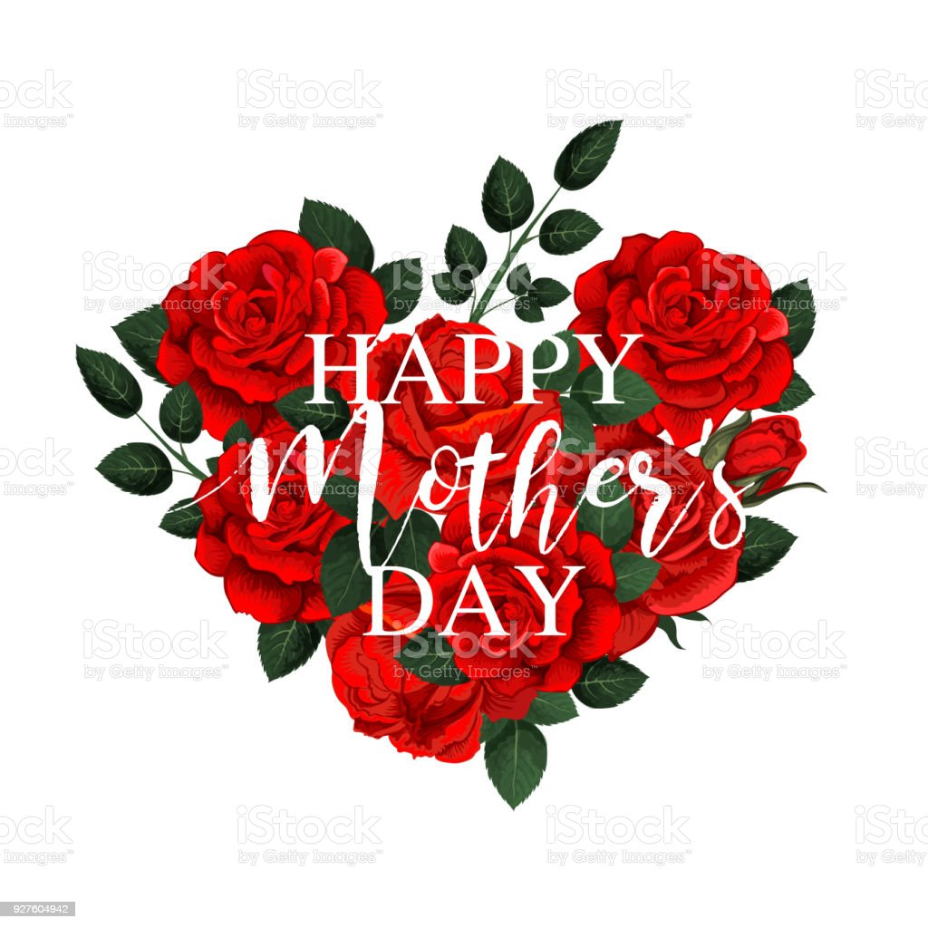 Greeting card for mother s day stock vector art more images of greeting card for mother s day royalty free greeting card for mother s day stock m4hsunfo
