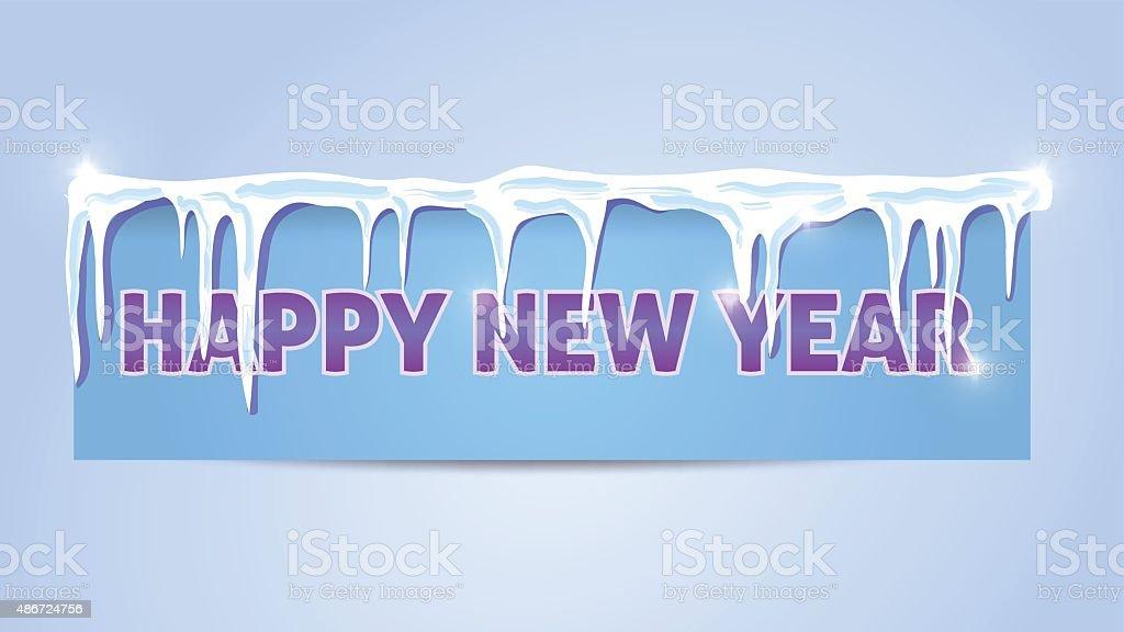 greeting card happy new year 2016 stars holiday shine small royalty