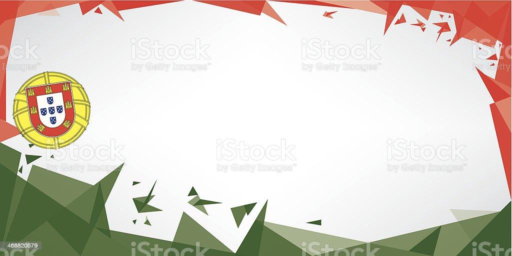 Ilustrao de carto de saudao origami de portugal e mais banco de carto de saudao origami de portugal ilustrao de carto de saudao origami de portugal e mais stopboris Images