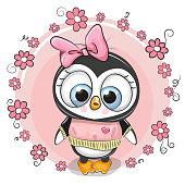 Cute Cartoon Panda With Big Eyes Stock Illustration Download Image Now Istock