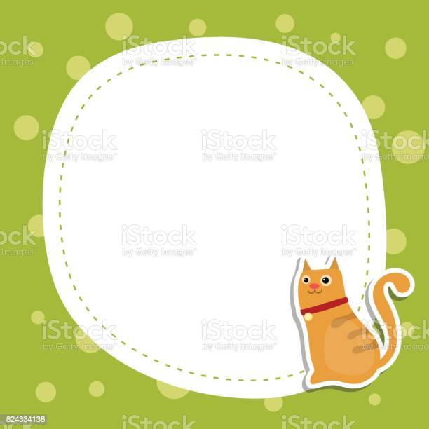 Greeting card with cute cat vector id824334136?b=1&k=6&m=824334136&s=612x612&h=gj qr3cxkpe5y6sbambdvuugy qxpm3rp48o0a kqa8=