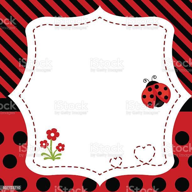Greeting card with ladybug vector id537723710?b=1&k=6&m=537723710&s=612x612&h=cpr2mbjquqtui rvpirhdrwtjqwacafglfjk14e062a=