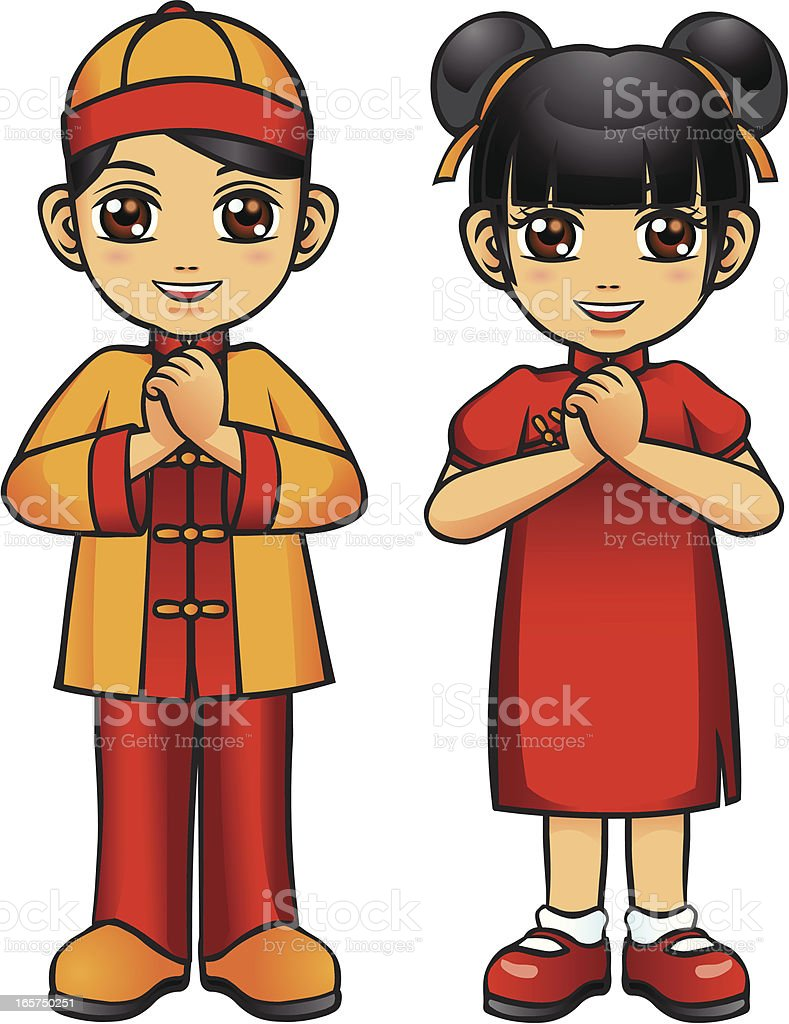 Begrüßung Für Das Chinesische Neujahr Stock Vektor Art und mehr ...