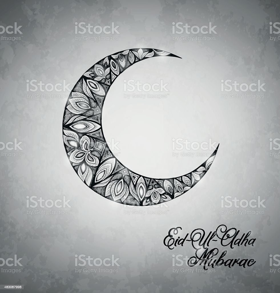 Greeting For Holy Month Of Ramadan Stock Vector Art More Images Of