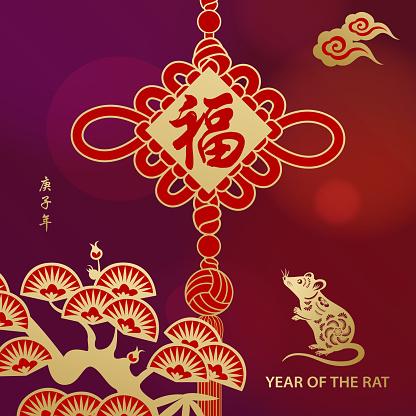 Greetings for 2020 Rat Year