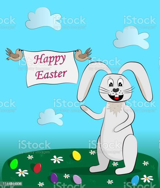 Greetings from easter bunny vector id1144844936?b=1&k=6&m=1144844936&s=612x612&h=fhutb8yfh9ugarflbgjyorbn4o4lhqr1twfst ubjpq=