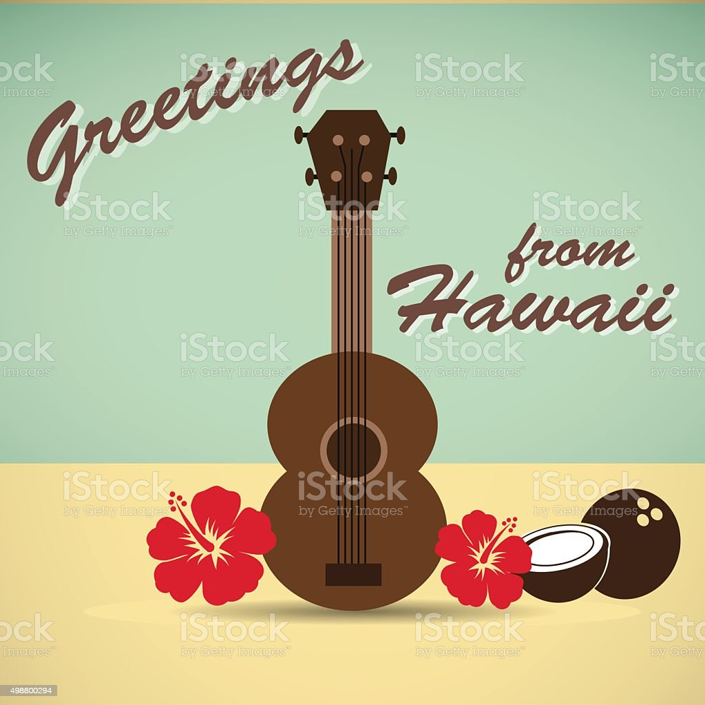 Greetings from hawaii stock vector art more images of 2015 greetings from hawaii royalty free greetings from hawaii stock vector art amp more kristyandbryce Choice Image