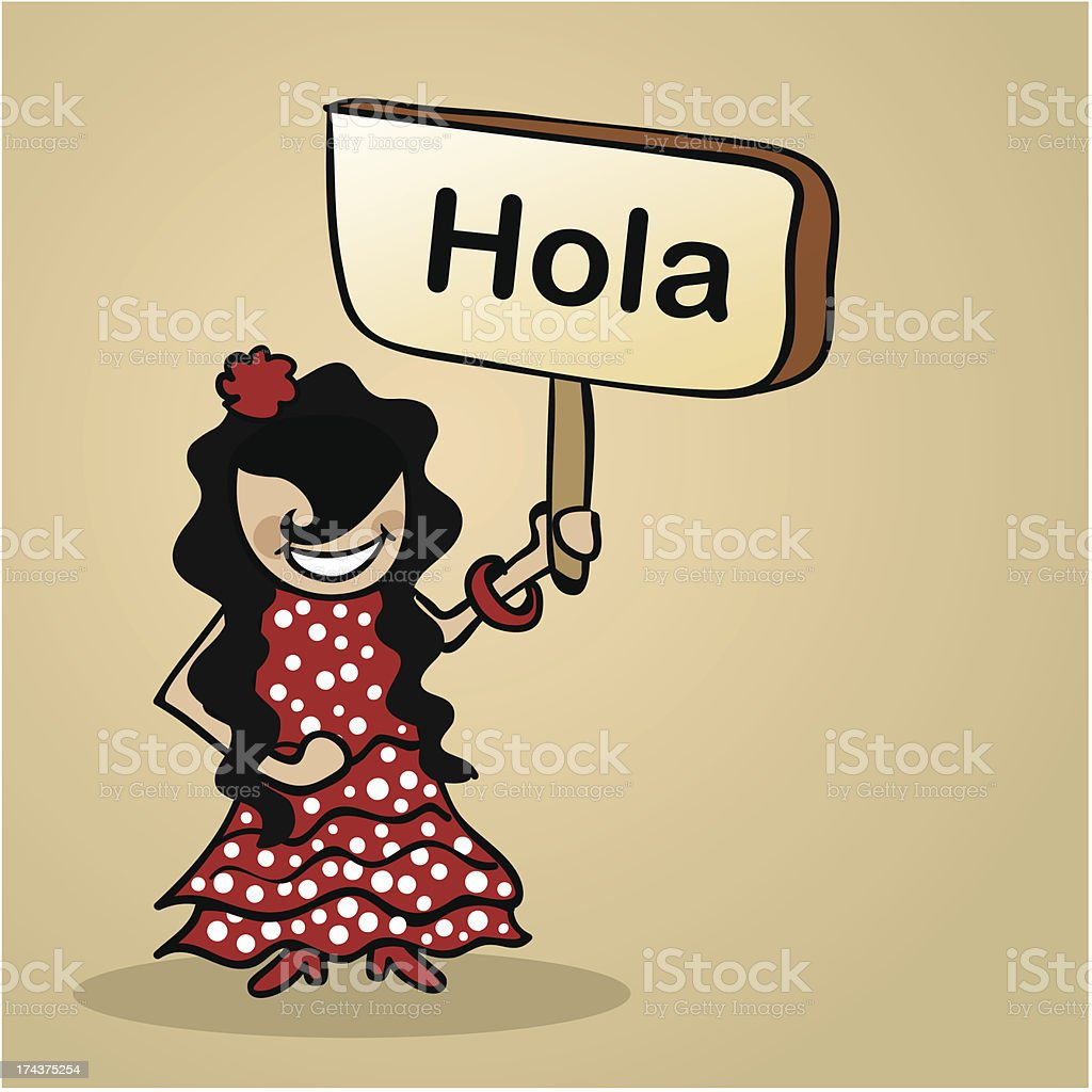 Greetings from spain stock vector art more images of adult greetings from spain royalty free greetings from spain stock vector art amp more images m4hsunfo