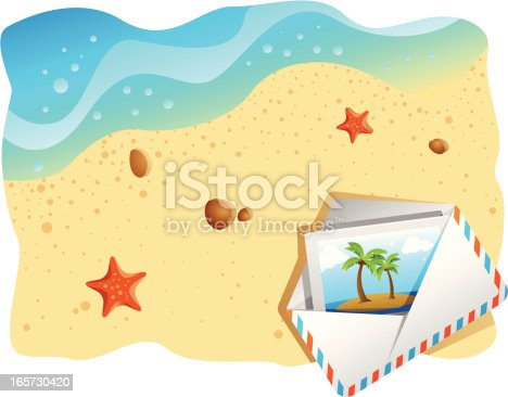 istock Greetings from the tourist place 165730420