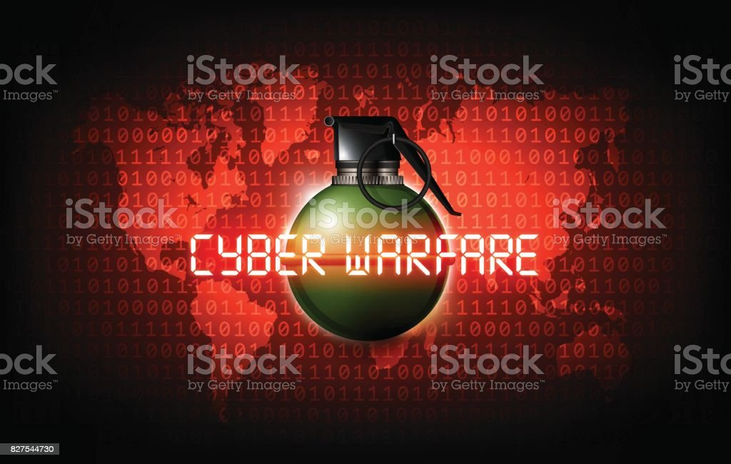 Grenade on binary code world map cyber warfare vector illustration grenade on binary code world map cyber warfare vector illustration royalty free grenade gumiabroncs Image collections
