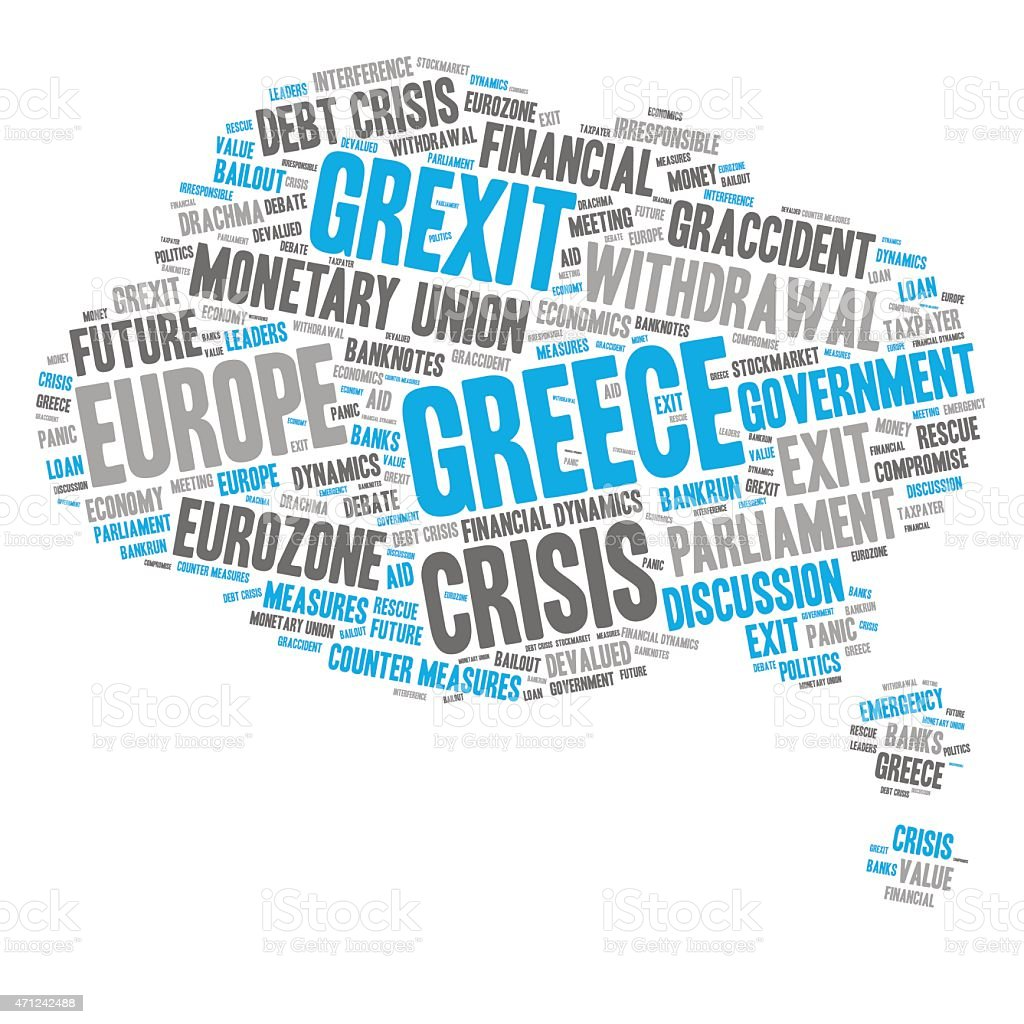 Image result for image of Grexit crisis