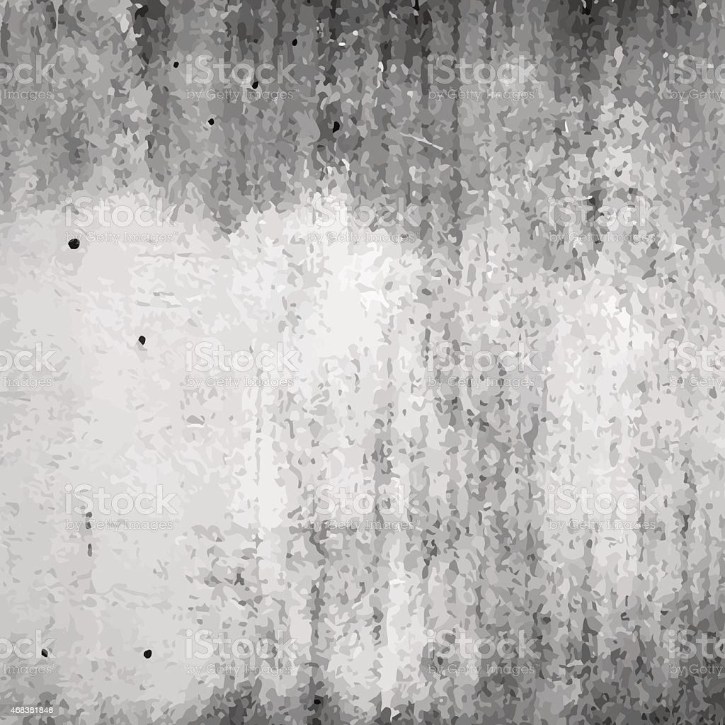 Grey dark painted stone background wallpaper vector art illustration