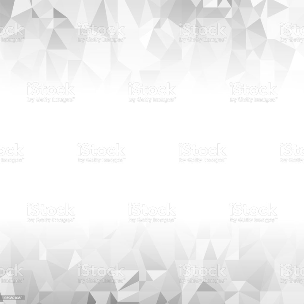 Triangular Pattern Low Poly Texture Abstract Mosaic Modern Design