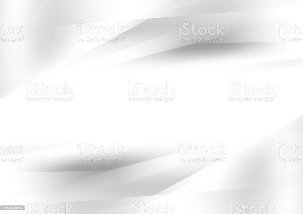 Grey smooth stripes abstract gradient background grey smooth stripes abstract gradient background - stockowe grafiki wektorowe i więcej obrazów abstrakcja royalty-free