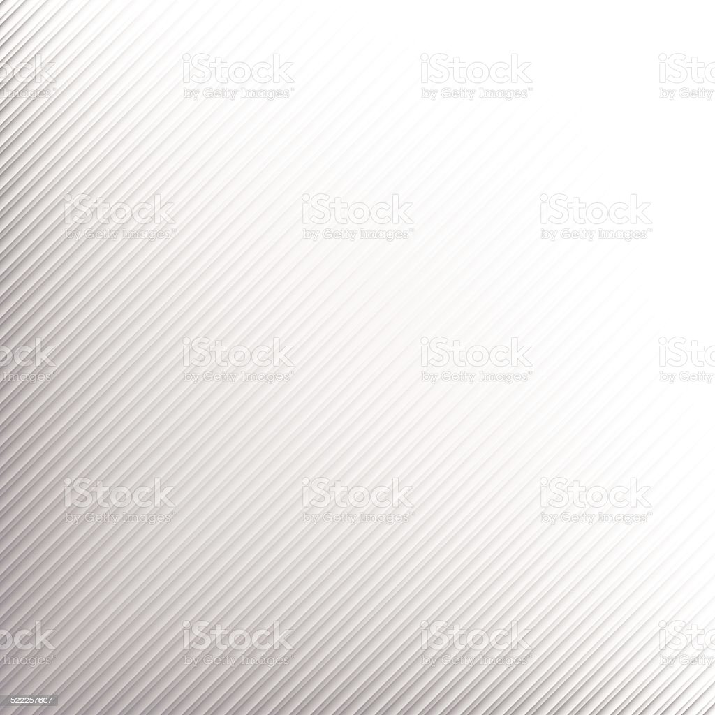 Grey striped lines background vector art illustration