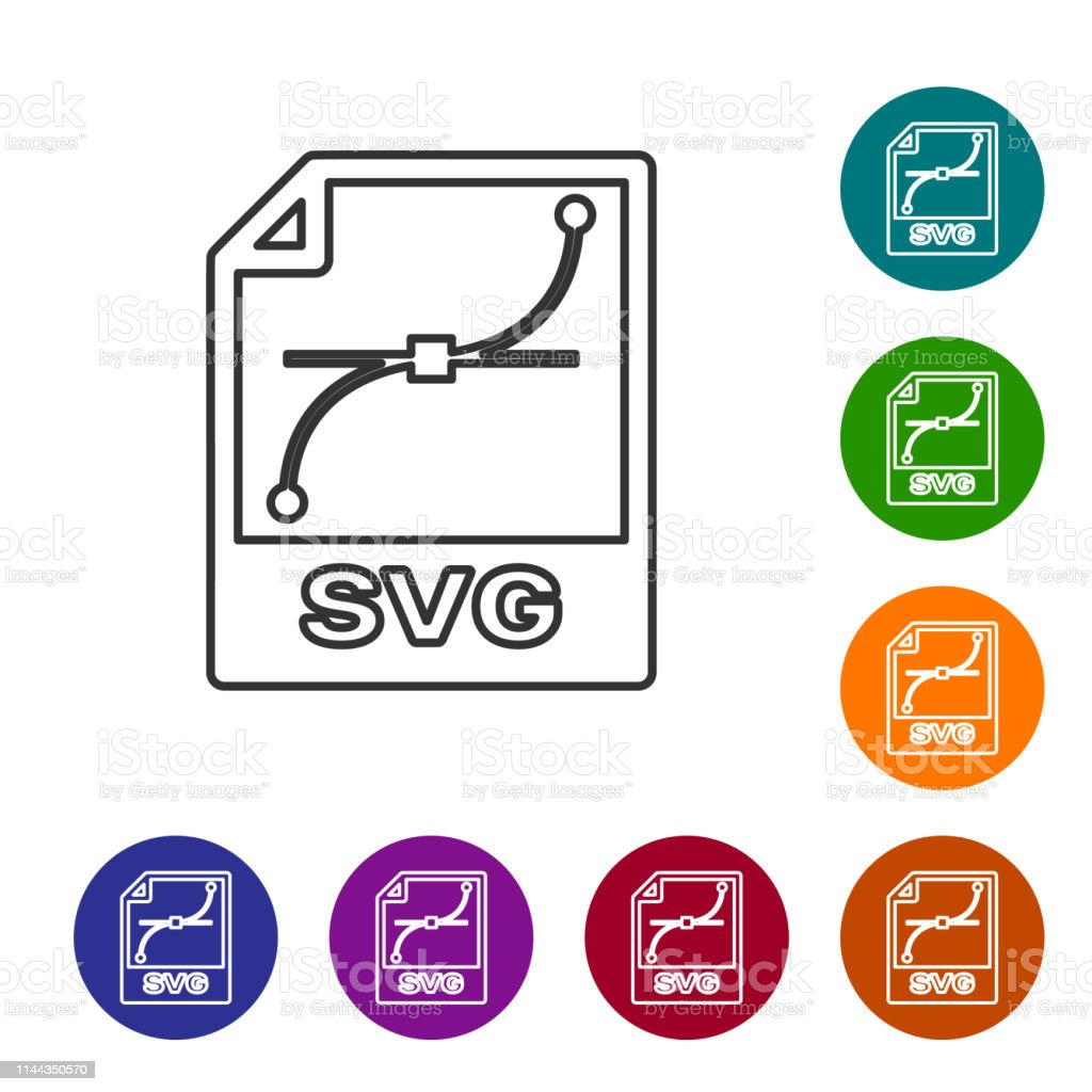 Grey Svg File Document Icon Download Svg Button Line Icon